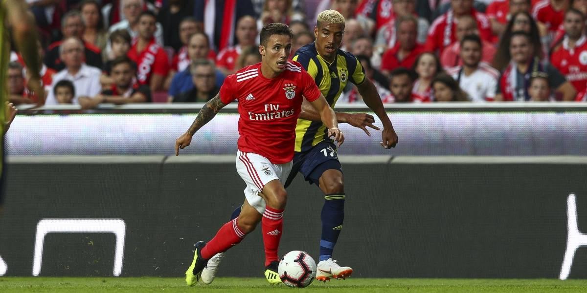 Benfica, Dínamo de Kiev y Ajax siguen con vida en fase previa de Champions League
