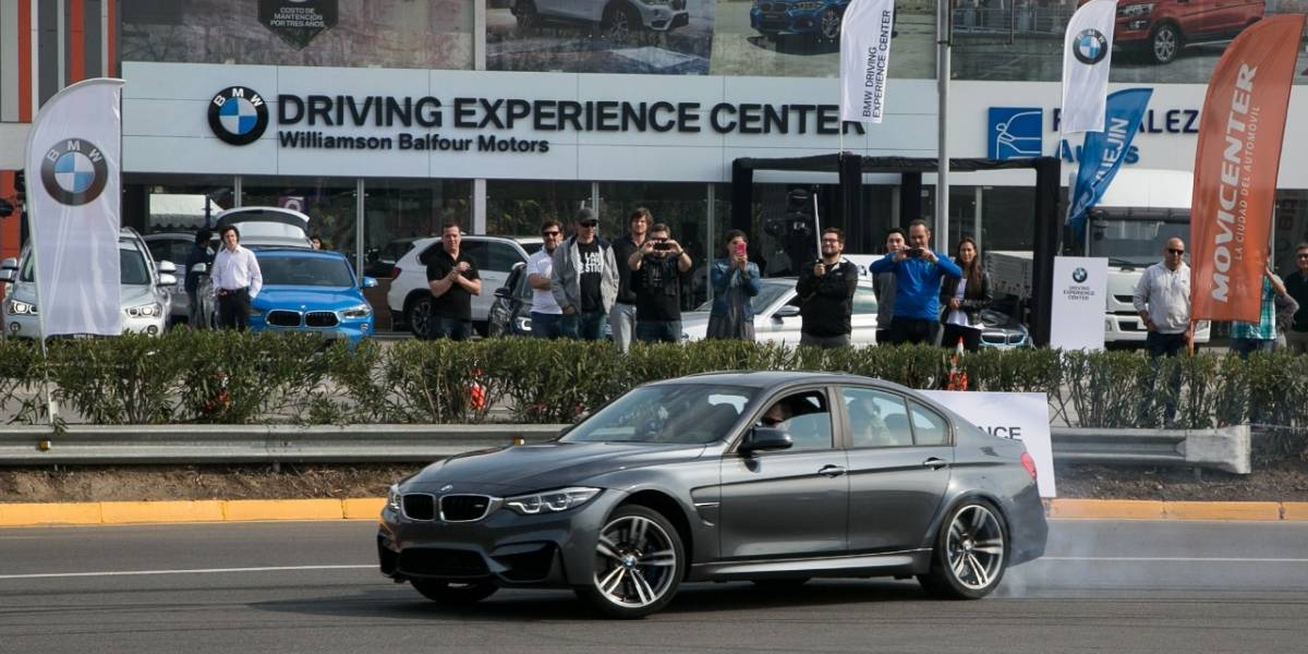 En Movicenter, BMW despliega su primer Driving Experience Center