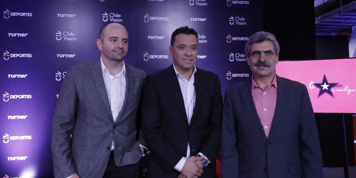 """Claudio Palma y su arribo a CHV: """"Quiero reencantarme con el relato"""""""