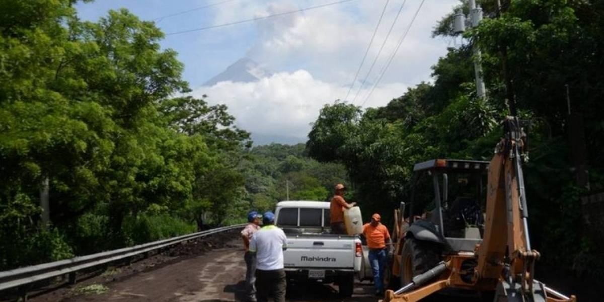Ante peligro, Comunicaciones rehabilitará ruta N14