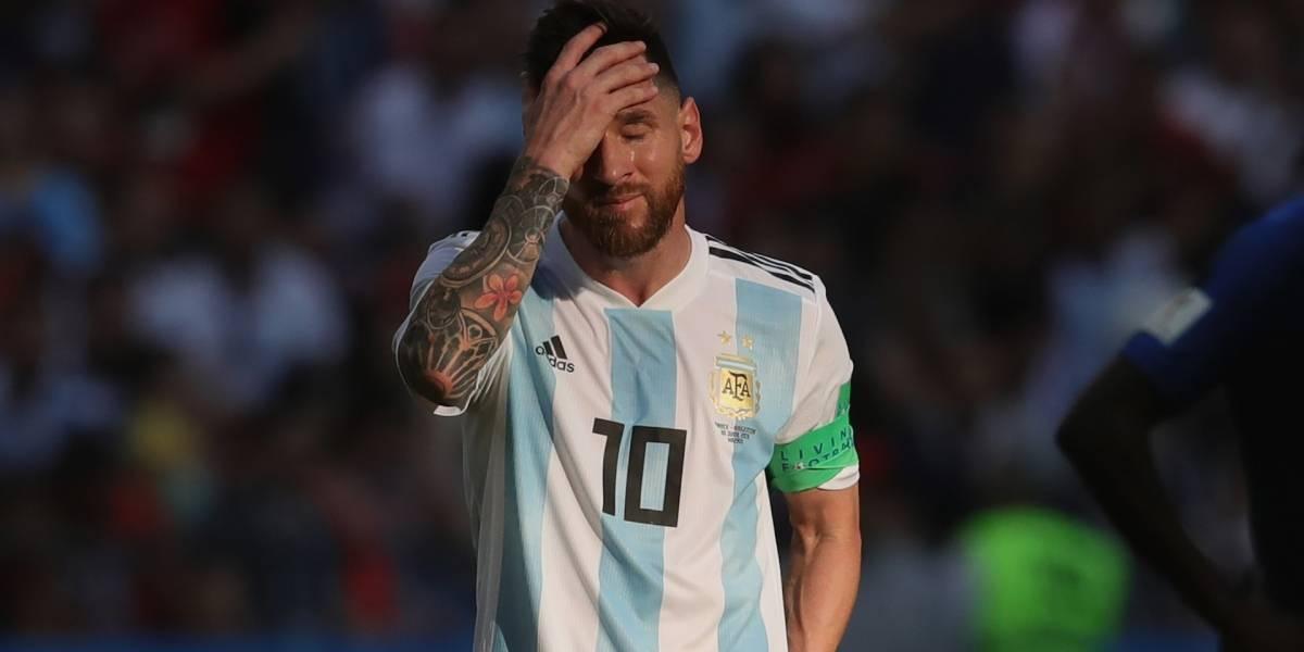 Aseguran que Messi tomó la decisión sobre su continuidad en la Selección Argentina