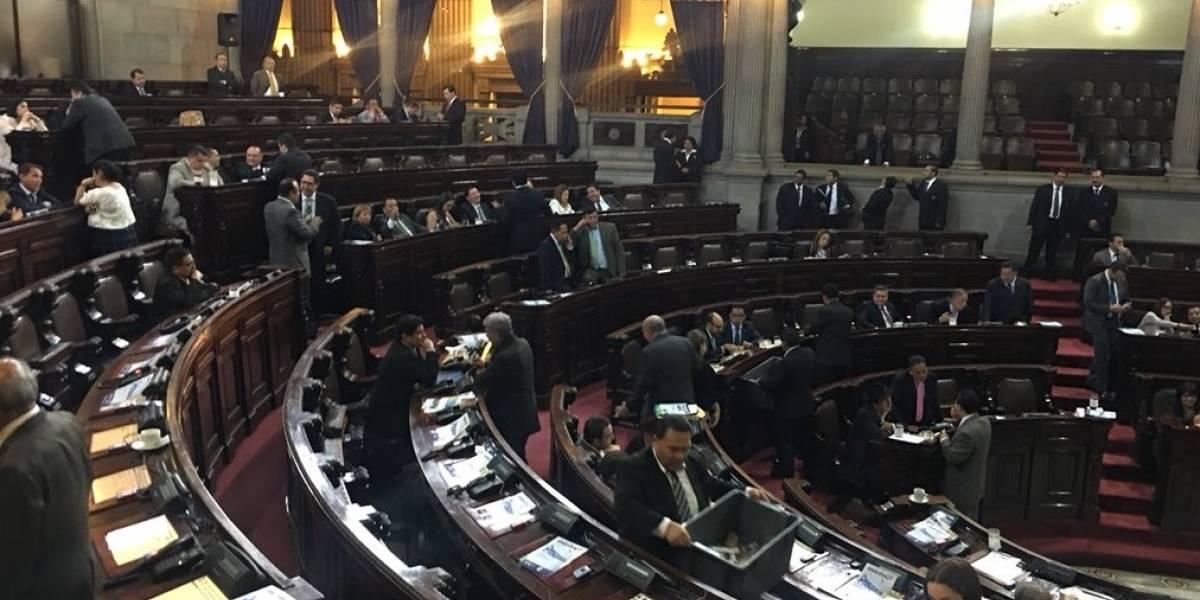 Diputados sin consensos para avanzar en aprobación de leyes