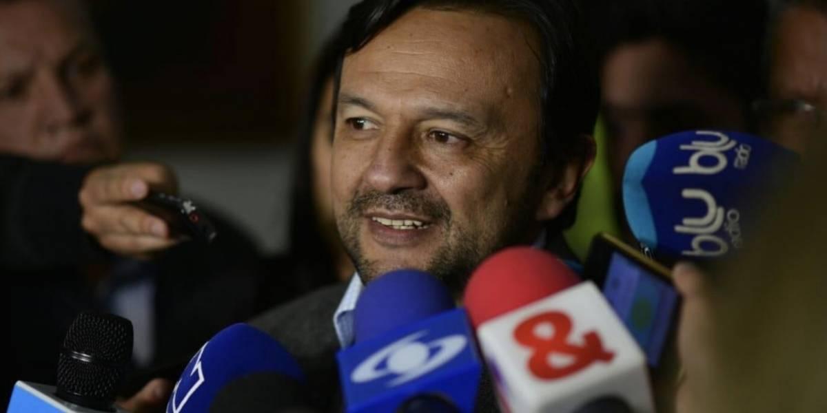 """""""Vamos a responder todas las dudas"""": Juan Pablo Bocarejo, secretario de Movilidad"""