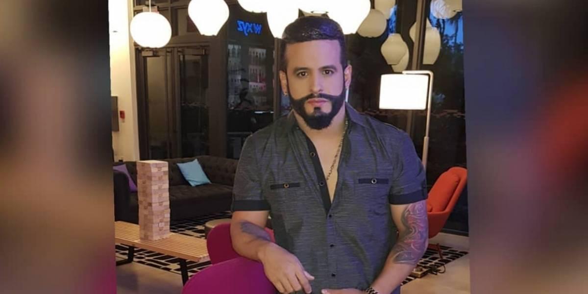 Nelson Velásquez reveló el secreto de su nuevo look
