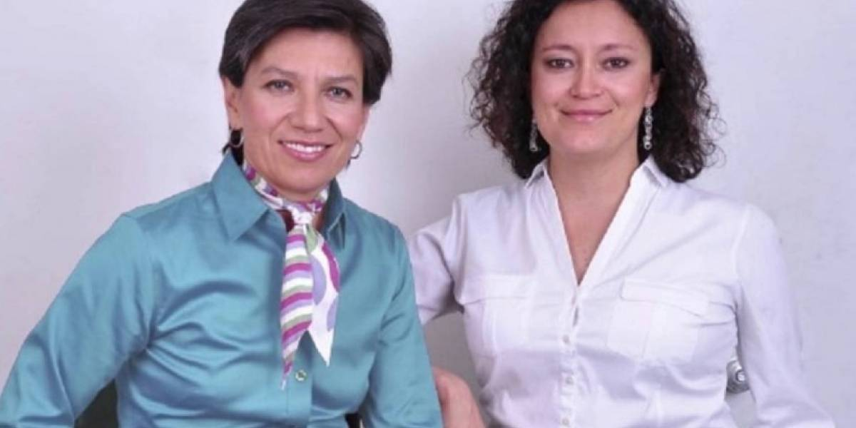 El piropo de Claudia López a Angélica Lozano
