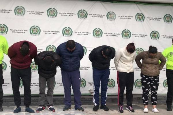 delincuentes usaban niña con síndrome de Down para robar en Bogotá