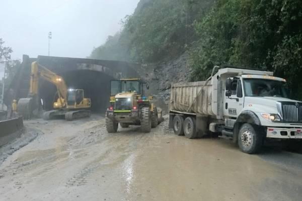 Estado de la vía Bogotá Villavicencio
