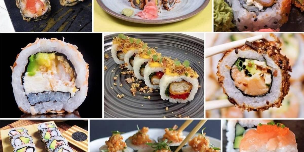 Comienza Sushi Master, el evento que le permitirá comer este plato por 13.000 pesos