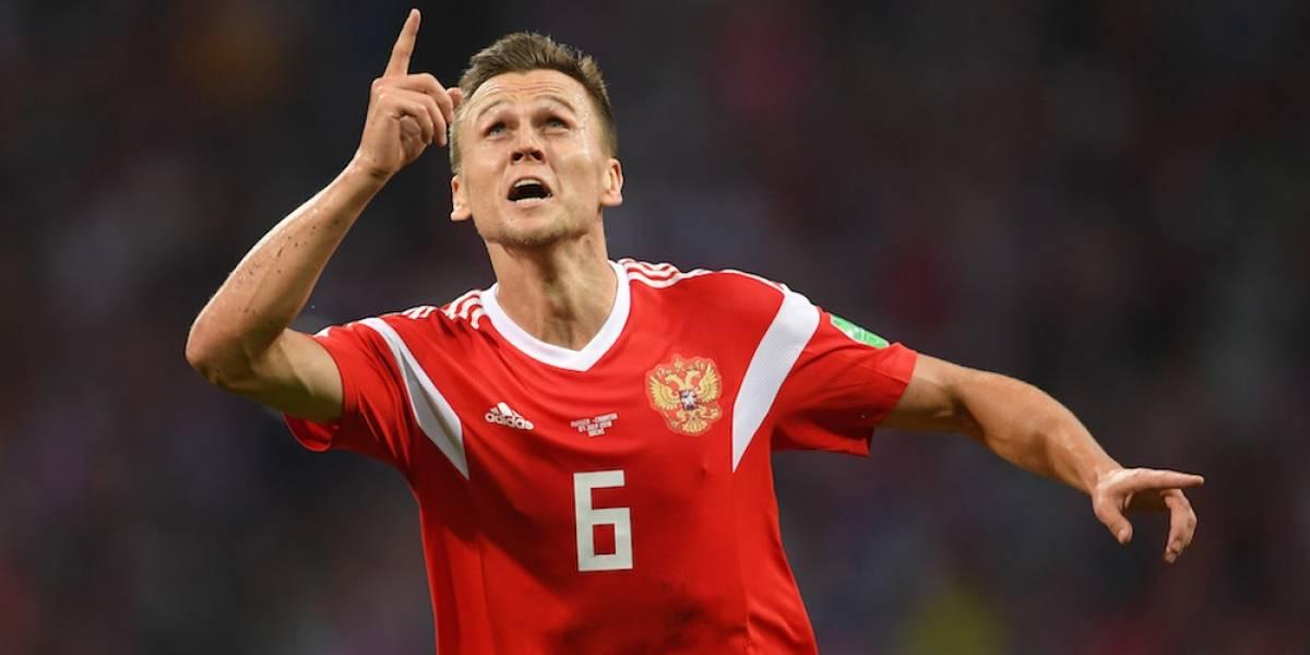 Valencia se refuerza con el ruso sensación Denis Cheryshev