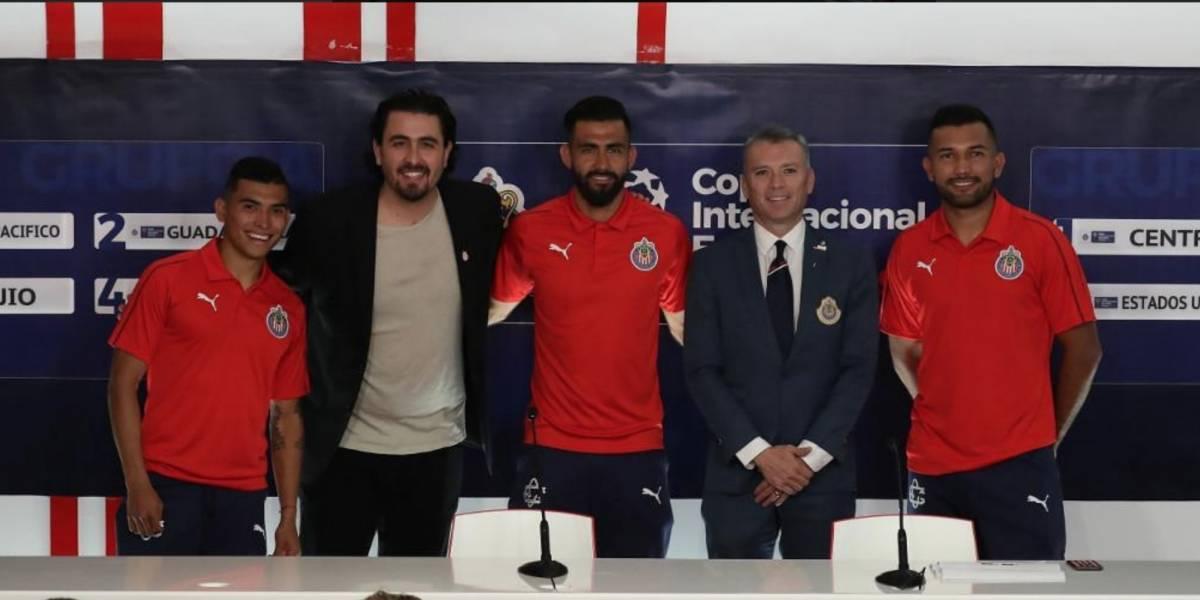 Directiva de Chivas garantiza permanecer 50 años con el equipo