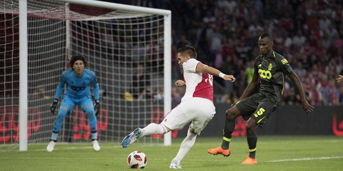 El Standard cayó con el Ajax — No habrá Champions