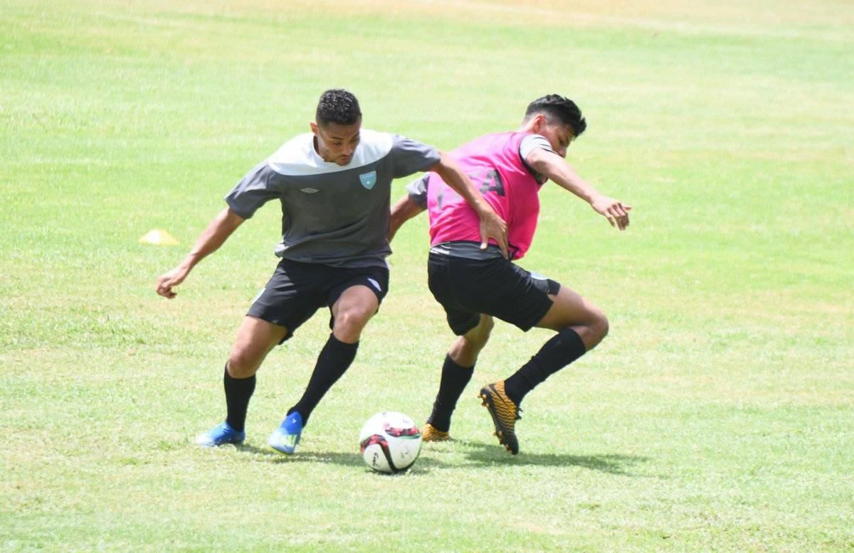 Danilo Guerra estará en la delantera de la bicolor