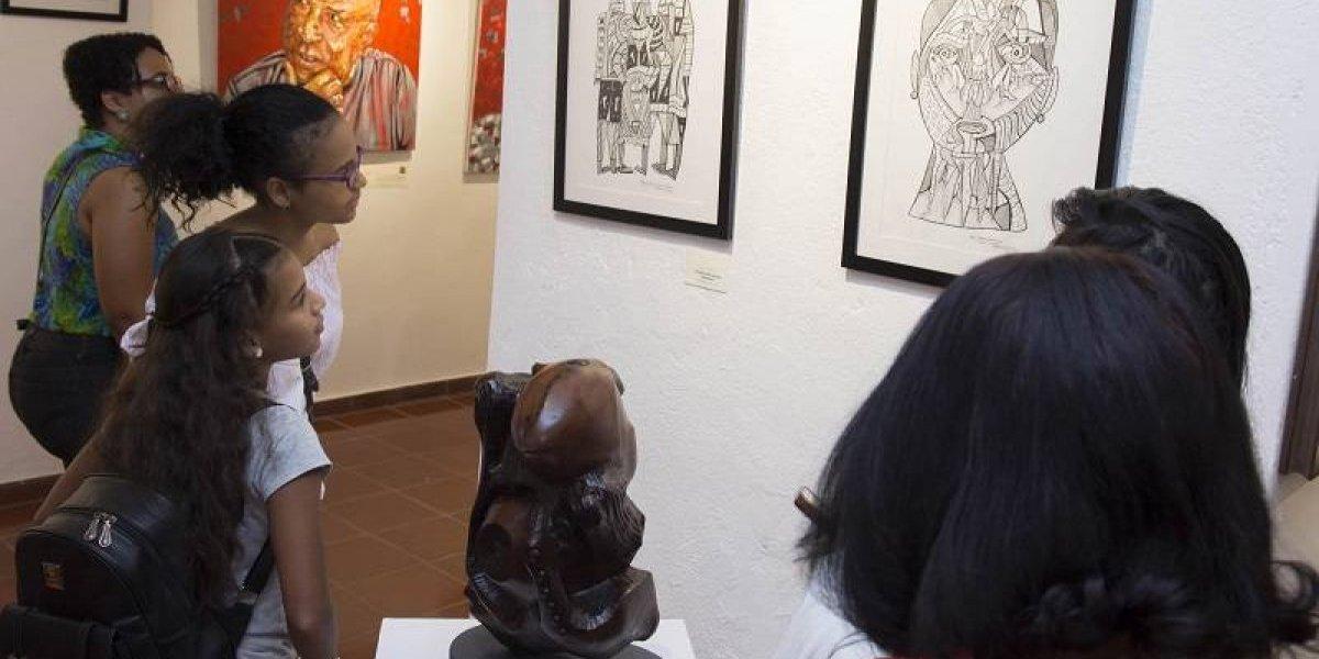 El arte petromacorisano está en el Centro Cultural Banreservas