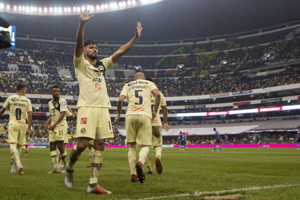 La cancha del Estadio Azteca seguirá en constante actividad |MEXSPORT