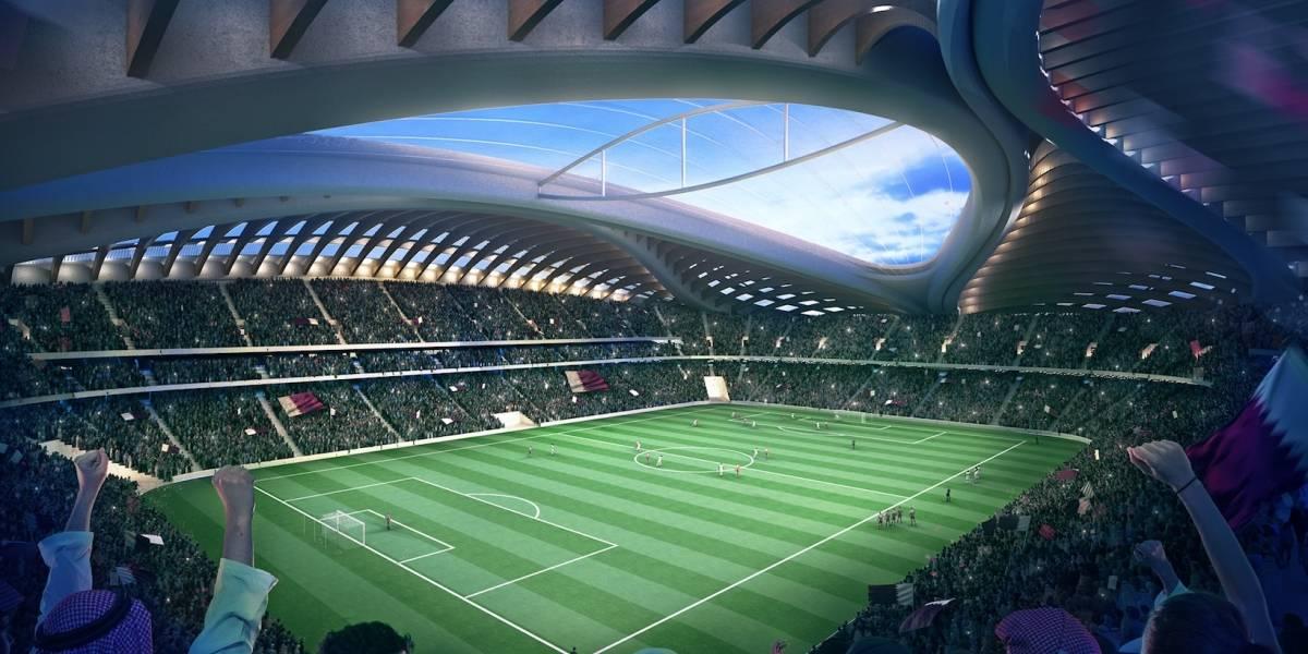 Muere trabajador durante obras de estadio mundialista en Qatar