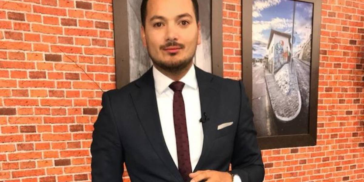 Wilmer Prado: 12 años en la televisión cuencana