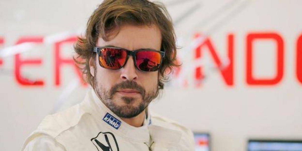 Fernando Alonso anuncia que no correrá F-1 en 2019
