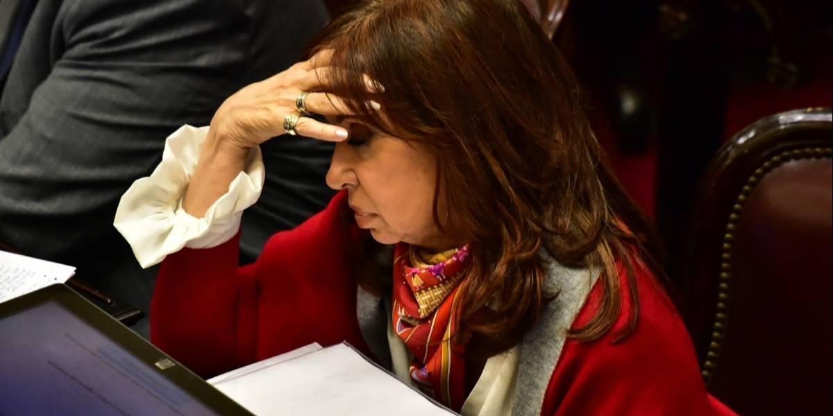 División en el peronismo complica a Cristina Fernández: Senado decidirá allanamientos contra la ex presidenta por Cuadernos K