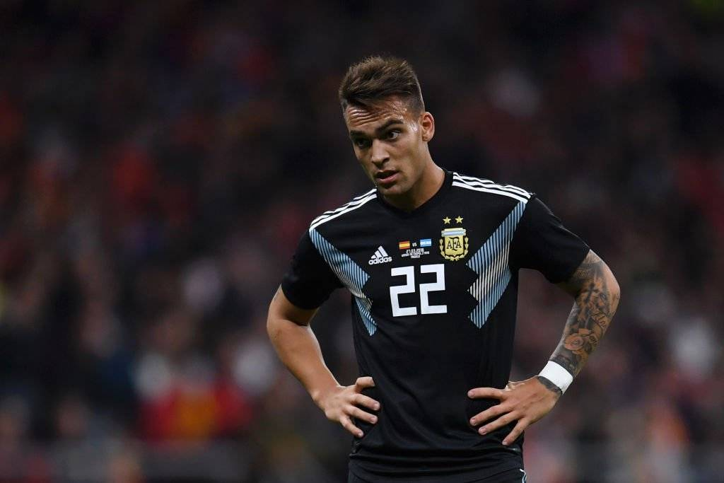 Lautaro Martínez / Foto: Getty Images
