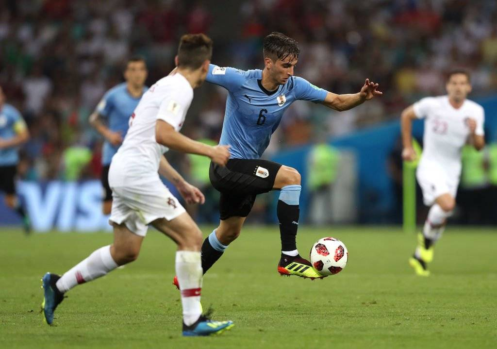 Rodrigo Bentancur / Foto: Getty Images