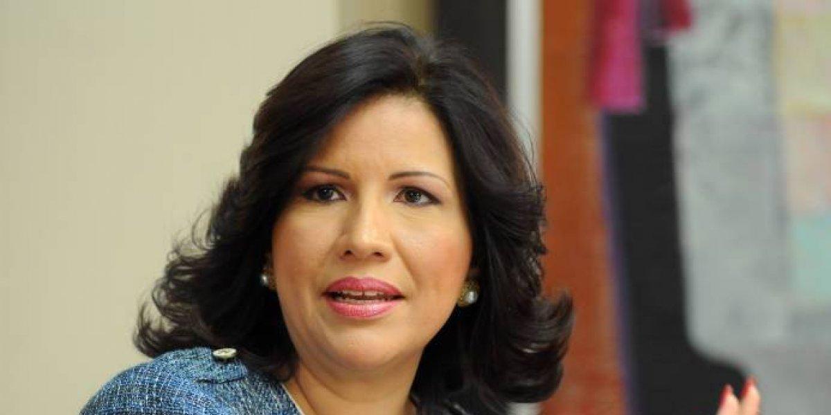 Margarita Cedeño dice Ley de Partidos debe constituir paso de avance hacia sistema más fiable