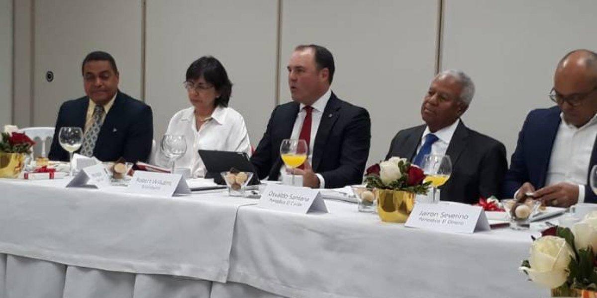 El Scotiabank anuncia compra el Banco Dominicano del Progreso