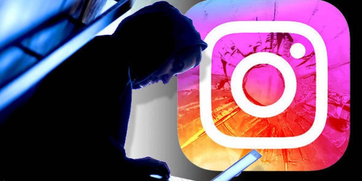 Reportan hackeo en cientos de cuentas en Instagram