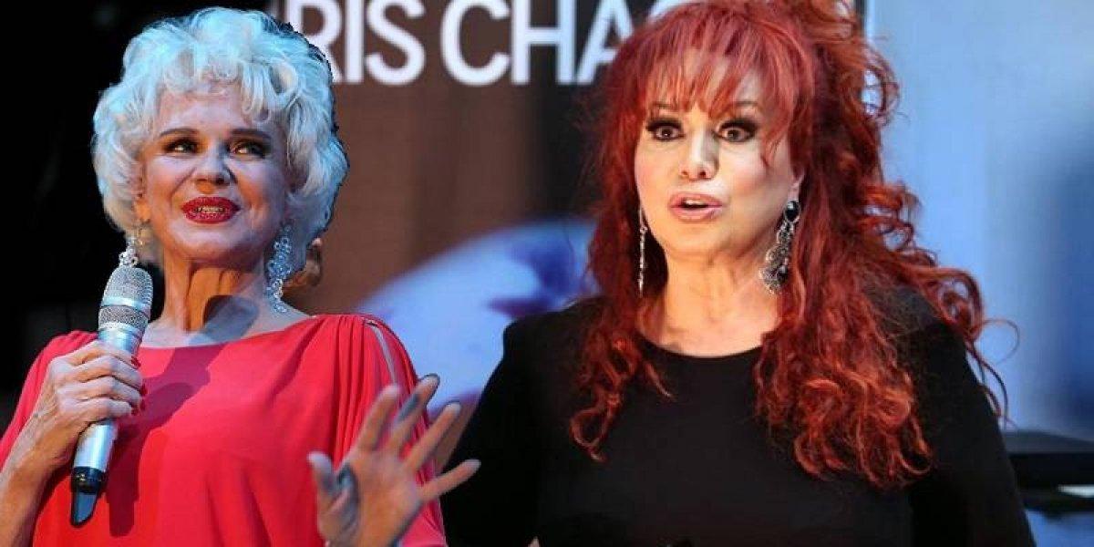 """Obra """"¿Enchismás?"""" une nueva vez a Iris Chacón y Charytín Goico"""