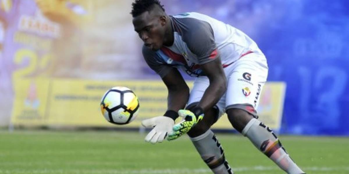 Johan Padilla fue víctima de racismo en estadio Bellavista de Ambato