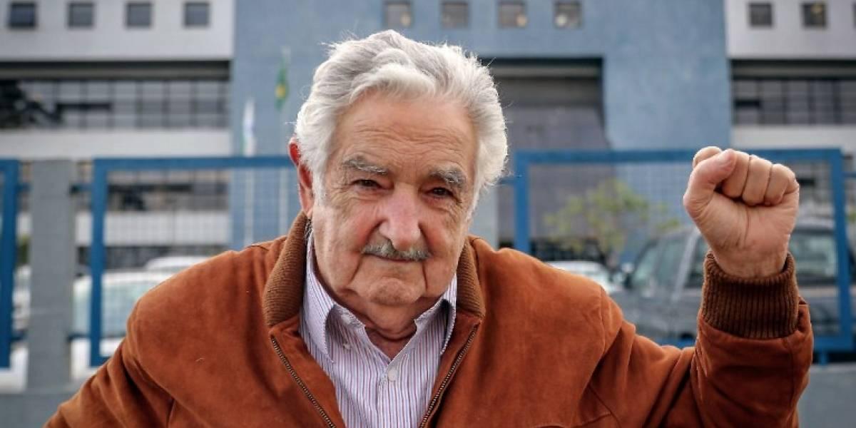 José Mujica renuncia a su bancada de senador en Uruguay