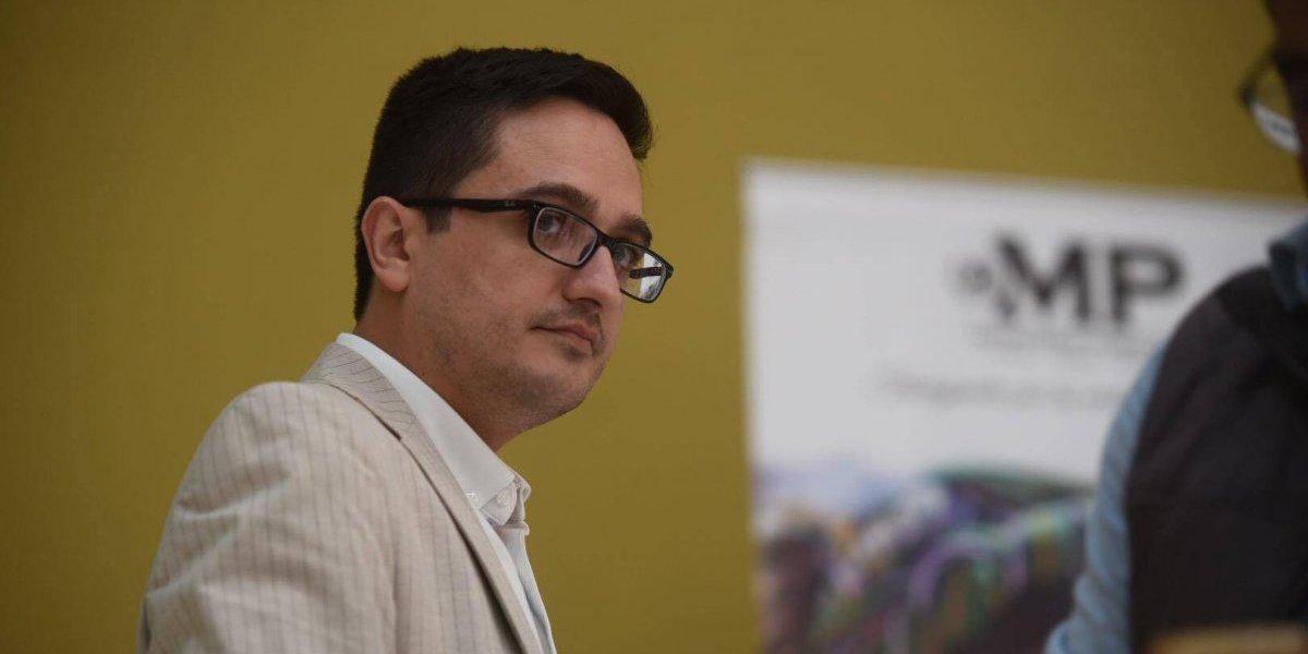 """""""La justicia no se negocia. ¡Florecerás Guatemala!"""", dice jefe de la FECI ante ataques"""