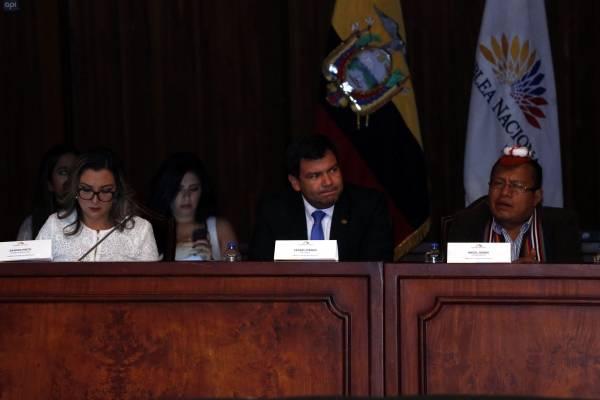 Comisión Ocasional que investiga el Caso Gabela