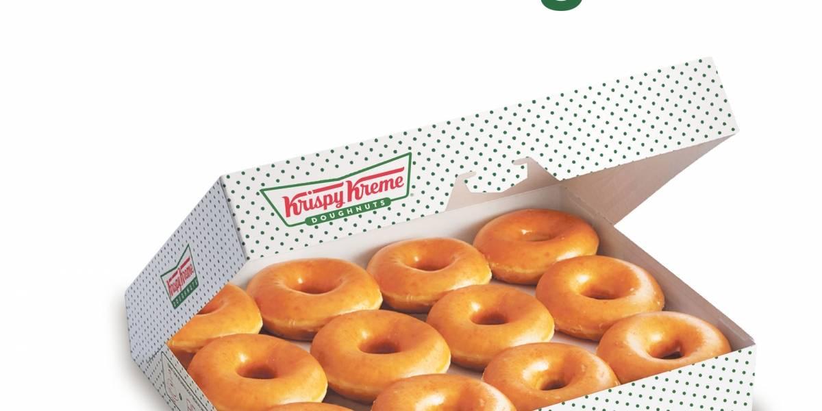 ¡Krispy Kreme 10 años mágicos!