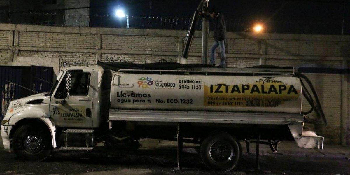 Servicio de agua será suspendido en Iztapalapa y Coyoacán
