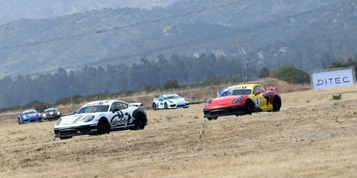 La Porsche Cayman GT4 Challenge suma nueva main sponsor