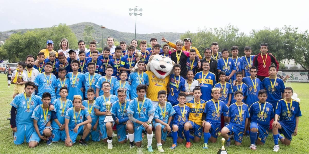 Cemex y Tigres promueven el deporte a nivel nacional