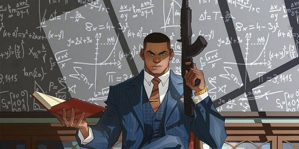 Prodigy es el segundo cómic lleno de acción lanzado por Netflix y Mark Millar
