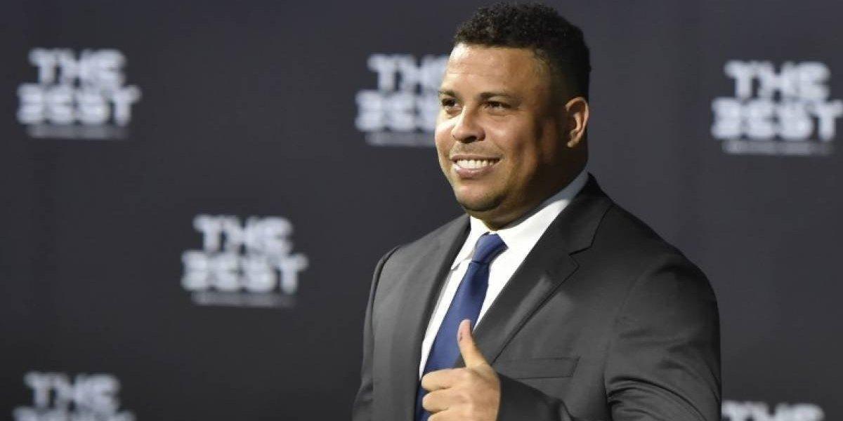 Ronaldo recibe alta médica tras estar hospitalizado