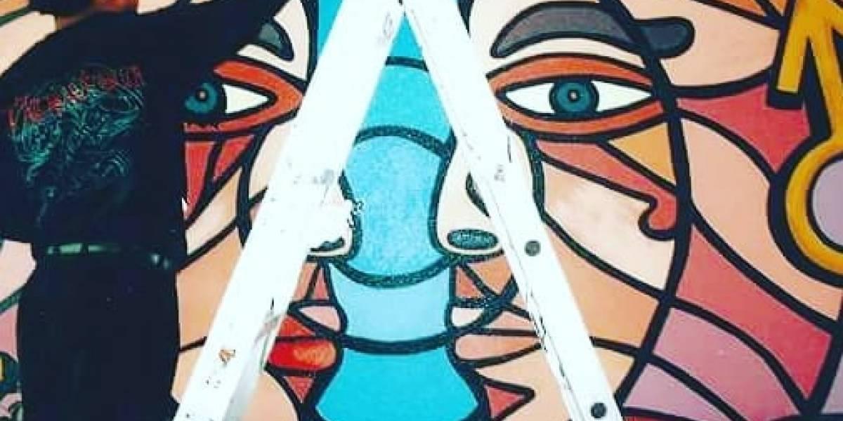 El arte religioso mazahua bajo el pincel del pintor 'Rover'