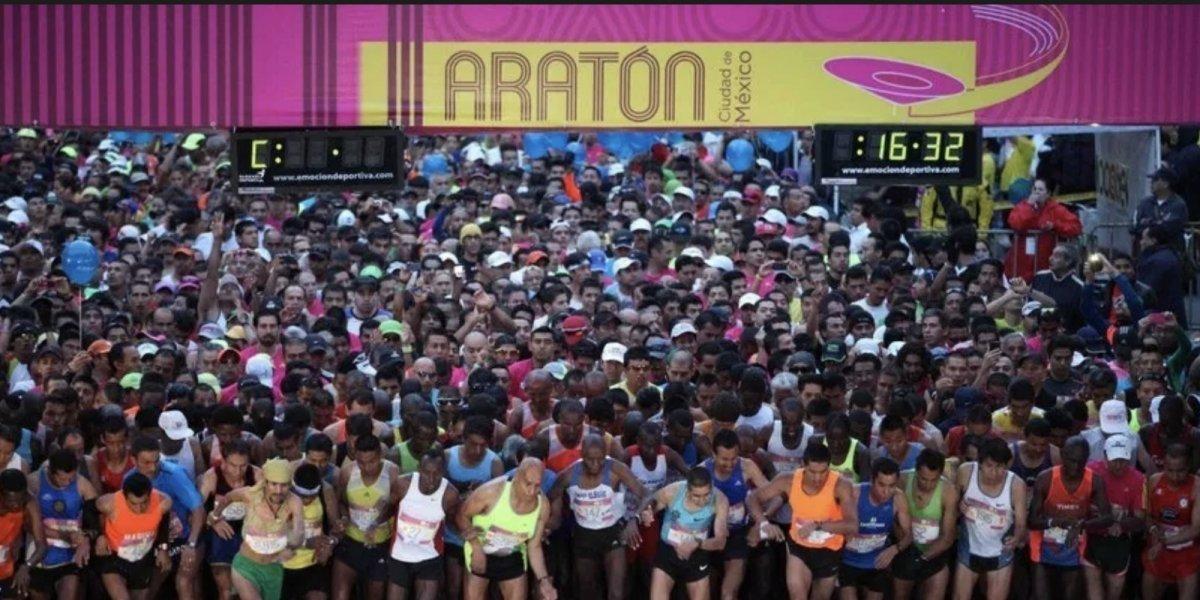 Maratón 2018 de la CDMX tendrá APP especial