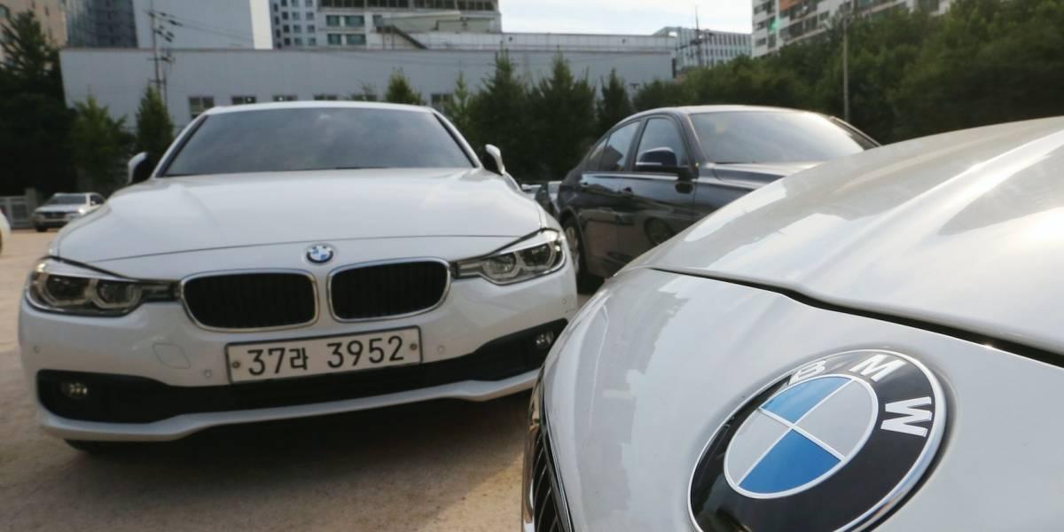 Corea del Sur prohibirá manejar BMW