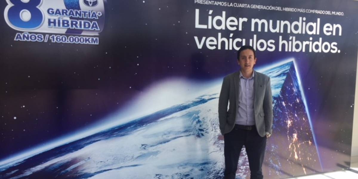 Toyota tiene como misión la transformación hacia una conciencia ambiental