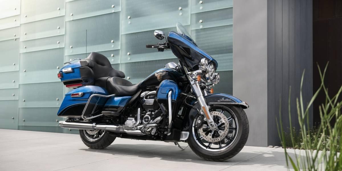 Ultra Limited 2018 115º Aniversario, lo nuevo de Harley-Davidson
