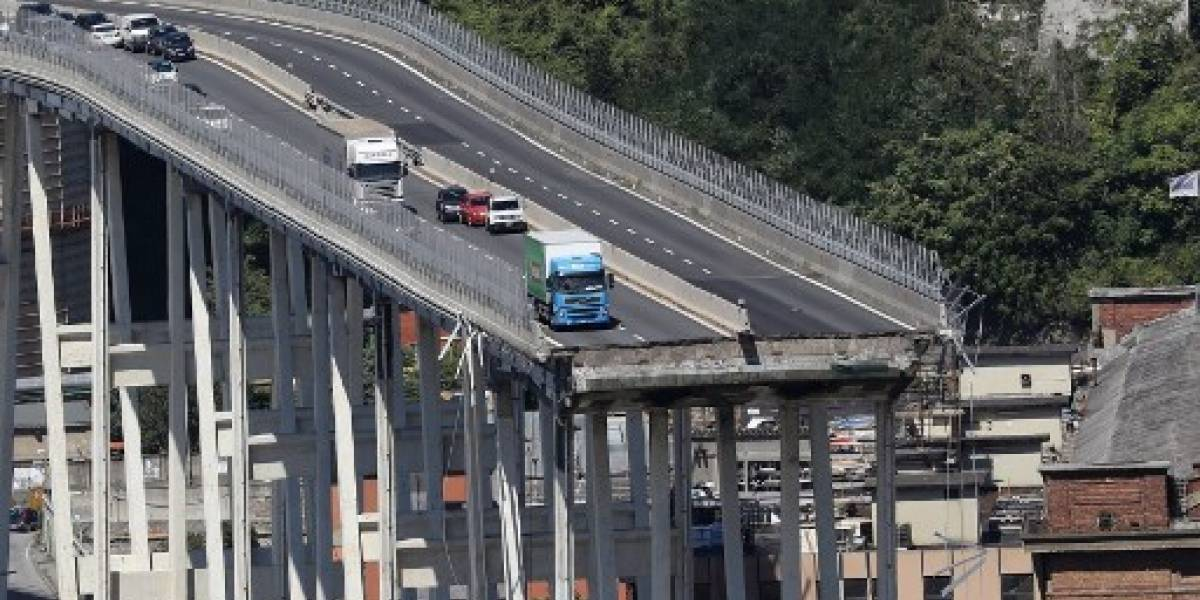 Aumenta a 39 el número de muertos por derrumbe del puente en Génova