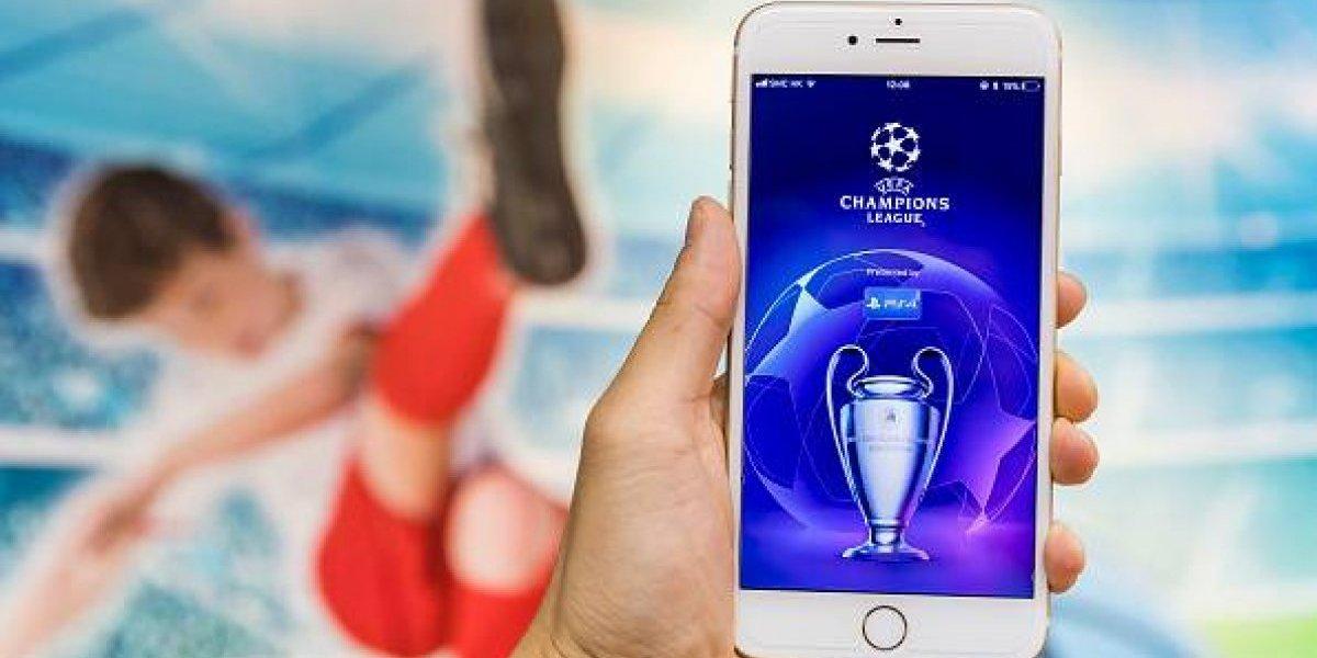 Champions League: Facebook transmitirá los partidos de la Liga de Campeones