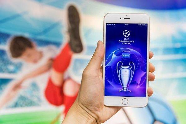 Champions League: Facebook trasmitirá por las partidos de la Liga de Campeones