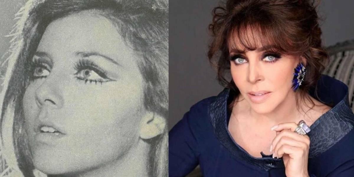 La increíble transformación de Verónica Castro de reina de las telenovelas a Netflix