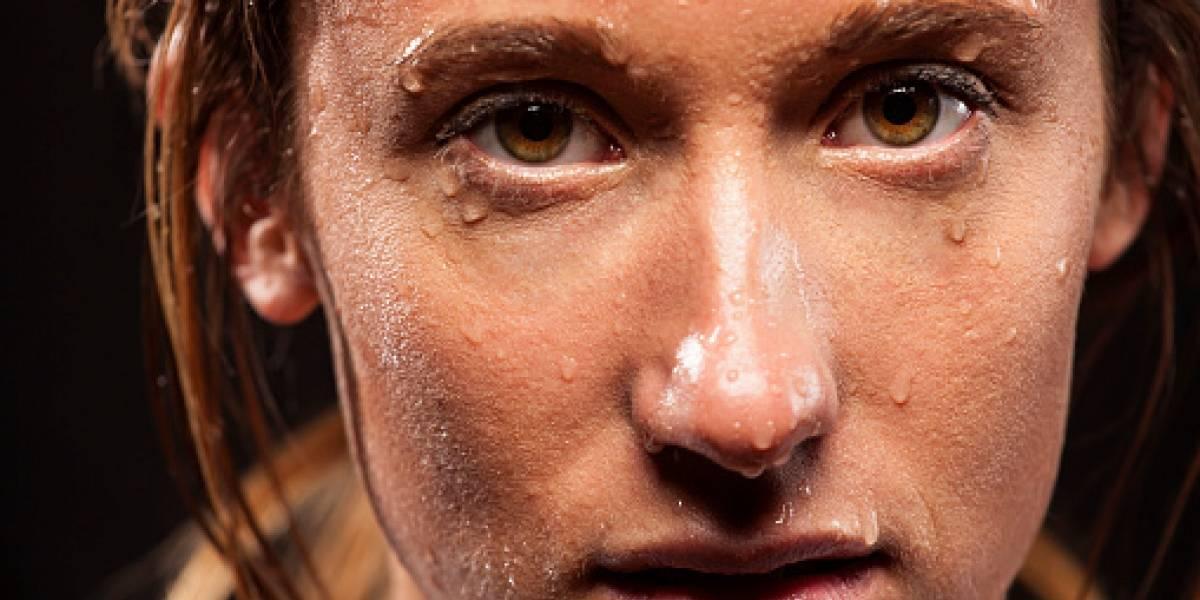 ¿Sudoración excesiva? 4 formas de evitar el mal olor