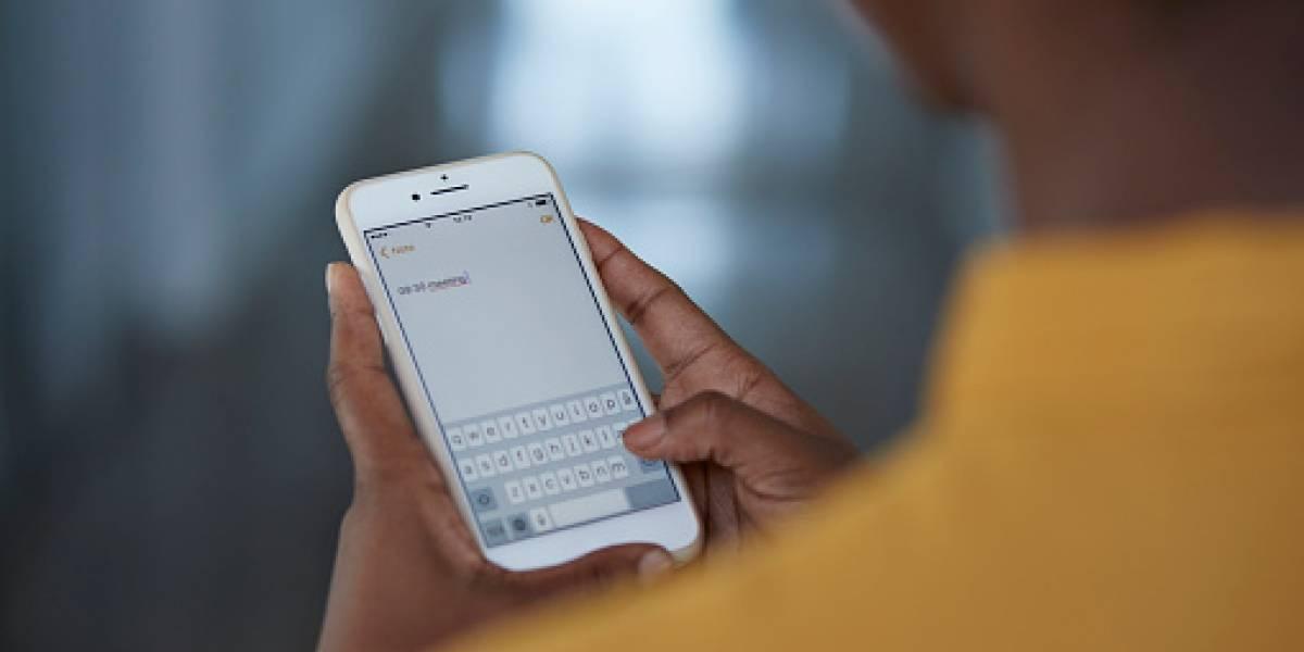 ¿Cómo escribir rápido en el celular?