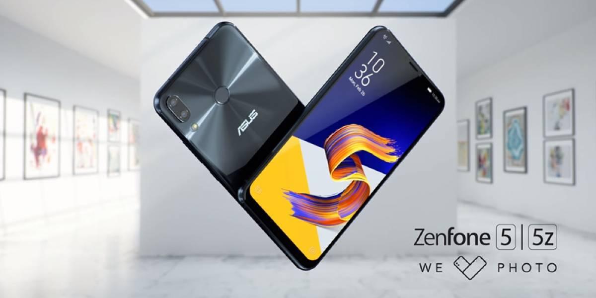 Acompáñanos a ver el lanzamiento del Asus Zenfone 5Z